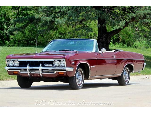1966 chevrolet impala for sale on classiccars com on classiccars com 1975 Impala Convertible Craigslist