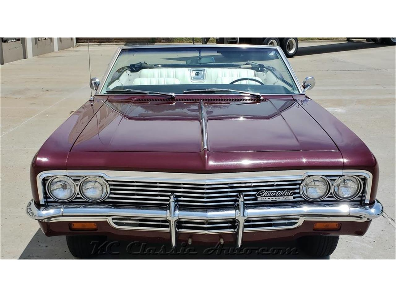 Large Picture of '66 Impala SS - OD2T