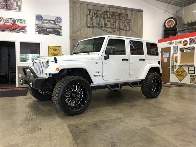Picture of 2018 Wrangler located in Michigan - $41,450.00 Offered by  - OD2W