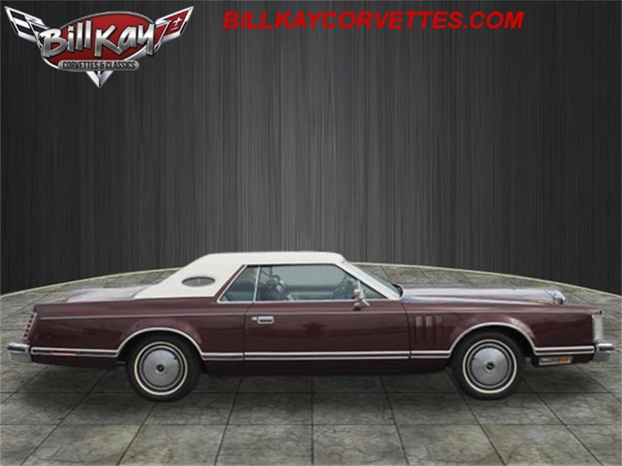 Large Picture of '77 Continental - OD30