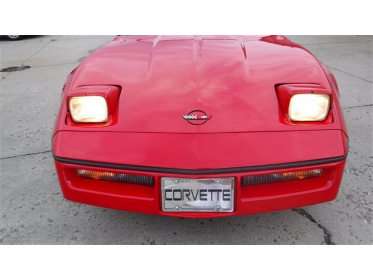 Large Picture of '89 Corvette - OD4E