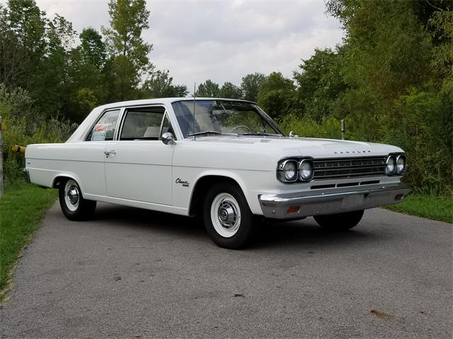 Picture of '66 Rambler Classic 550 - $7,475.00 Offered by a Private Seller - OD4X