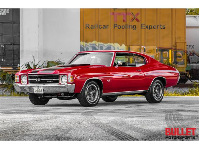 Picture of '71 Chevelle - OD54
