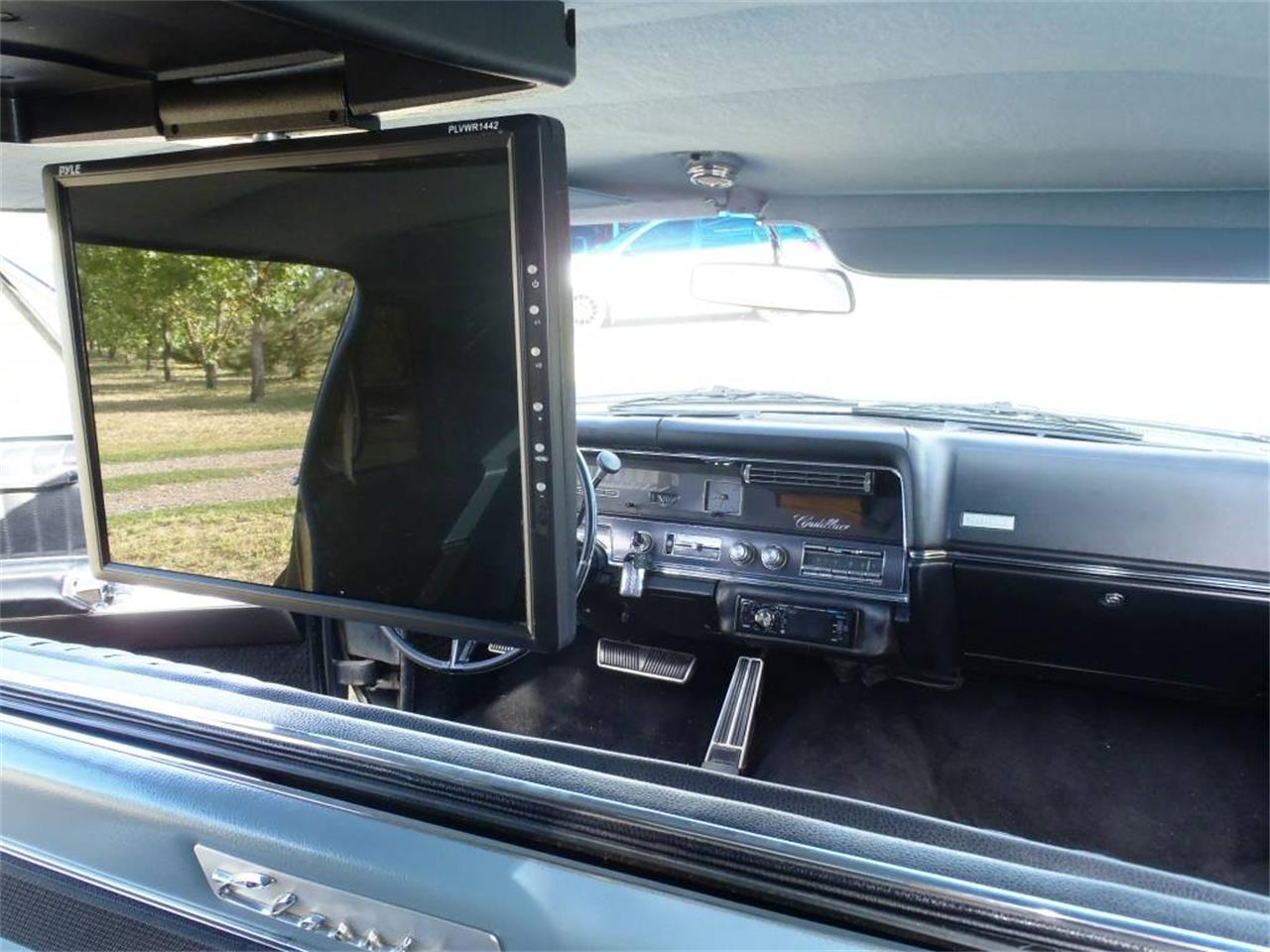 Large Picture of '67 Fleetwood Limousine located in California Offered by a Private Seller - OD55