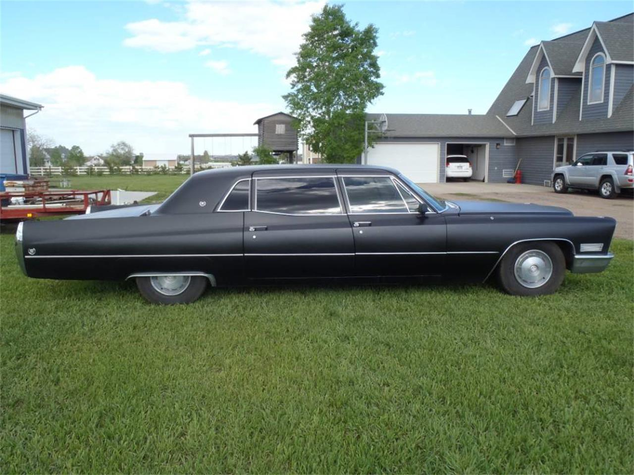 Large Picture of 1967 Cadillac Fleetwood Limousine located in California Offered by a Private Seller - OD55