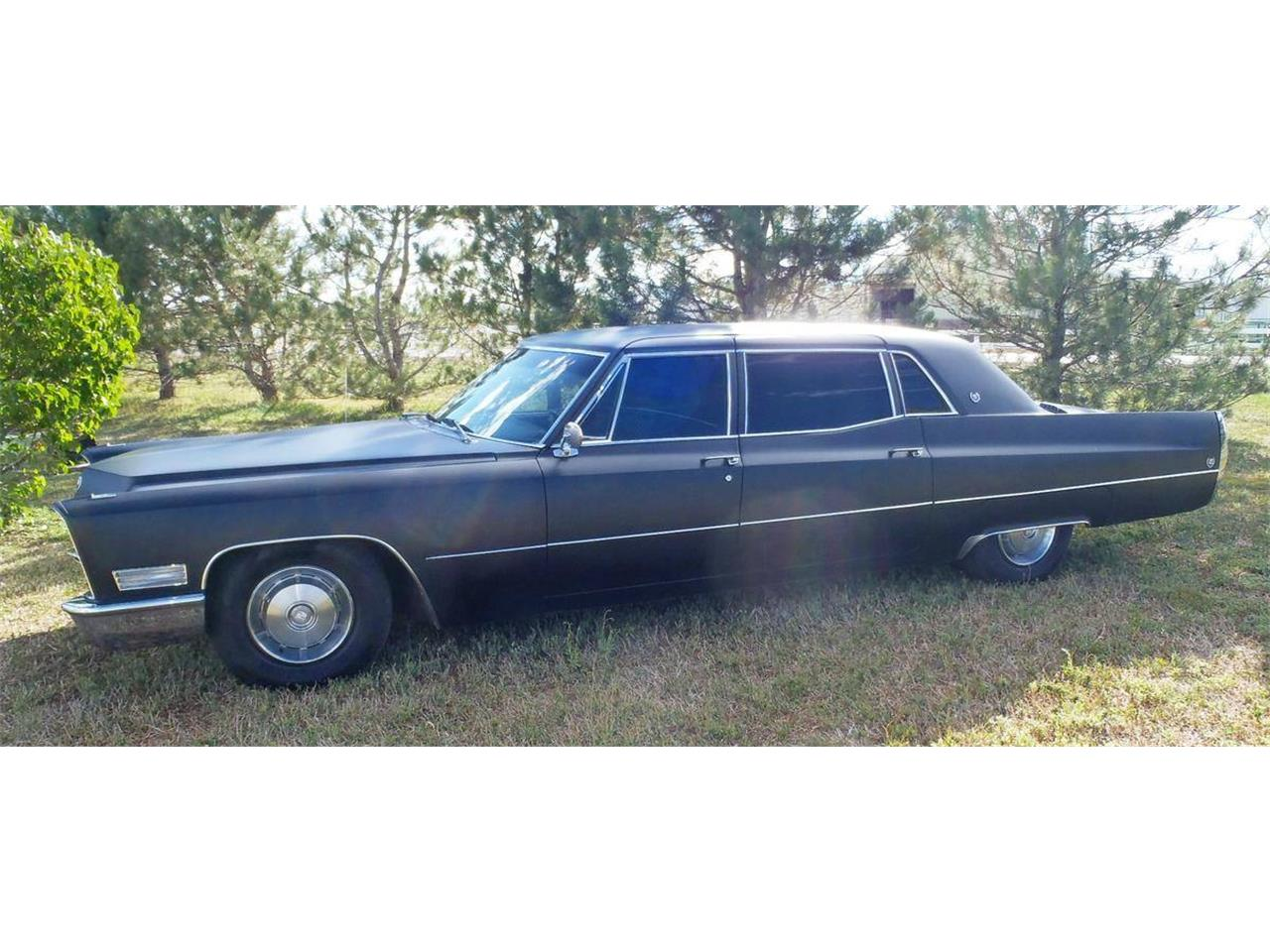 Large Picture of 1967 Fleetwood Limousine Offered by a Private Seller - OD55