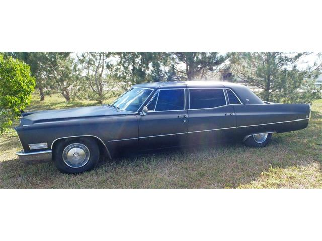 Picture of Classic '67 Cadillac Fleetwood Limousine - $13,000.00 Offered by a Private Seller - OD55