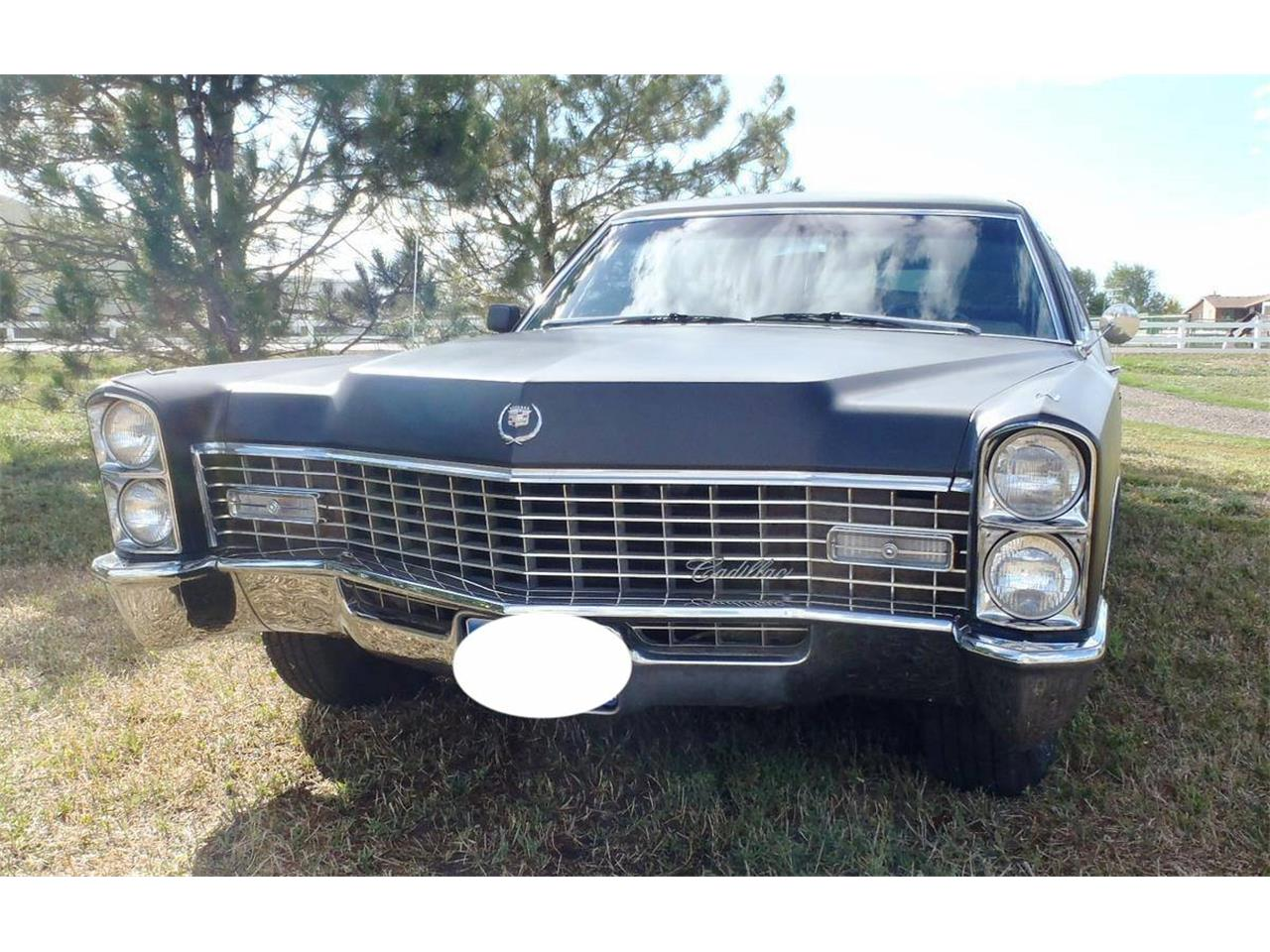 Large Picture of Classic '67 Cadillac Fleetwood Limousine located in California - OD55
