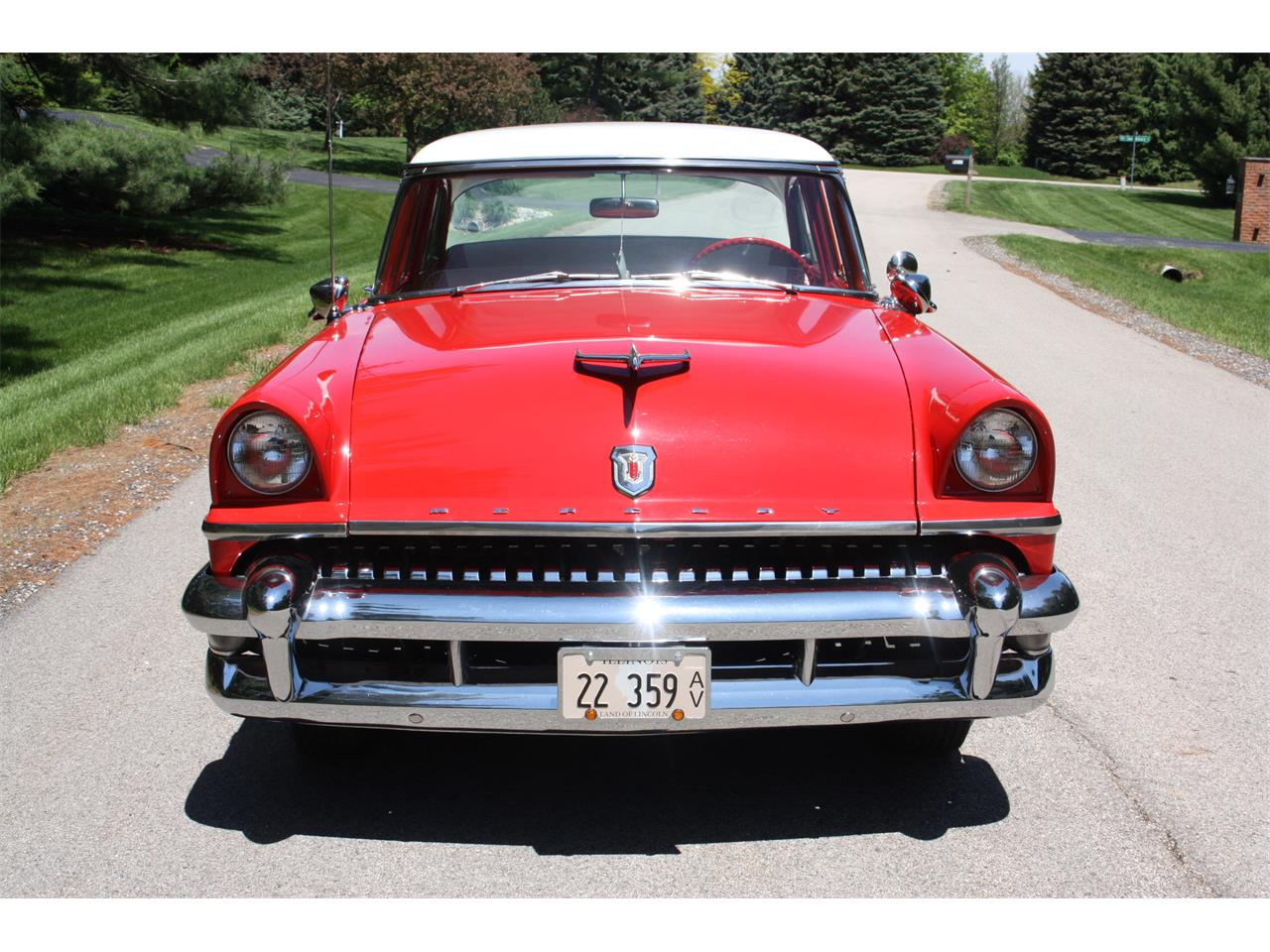 Large Picture of 1955 Mercury Monterey Auction Vehicle - OD59