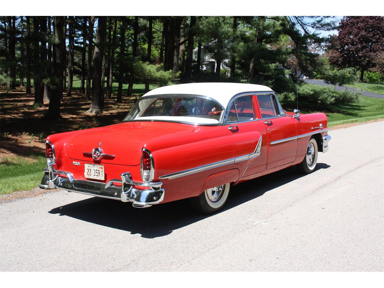 Large Picture of '55 Monterey located in Woodstock Illinois Offered by Aumann Auctions - OD59