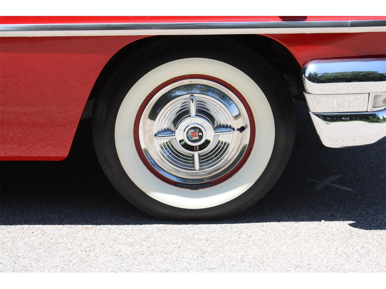 Large Picture of '55 Mercury Monterey located in Illinois Auction Vehicle - OD59