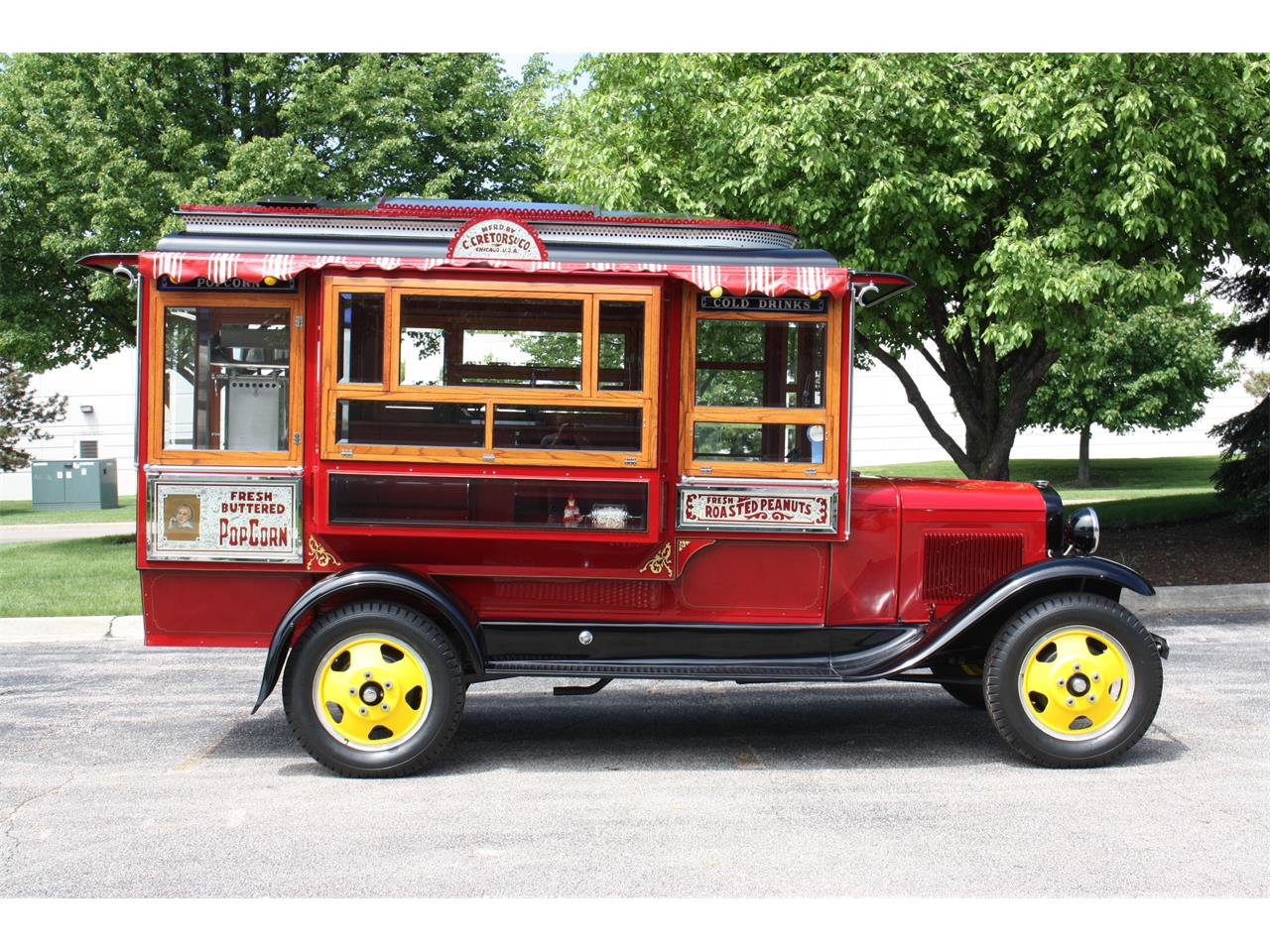 Large Picture of '30 Pickup located in Woodstock Illinois Offered by Aumann Auctions - OD5B
