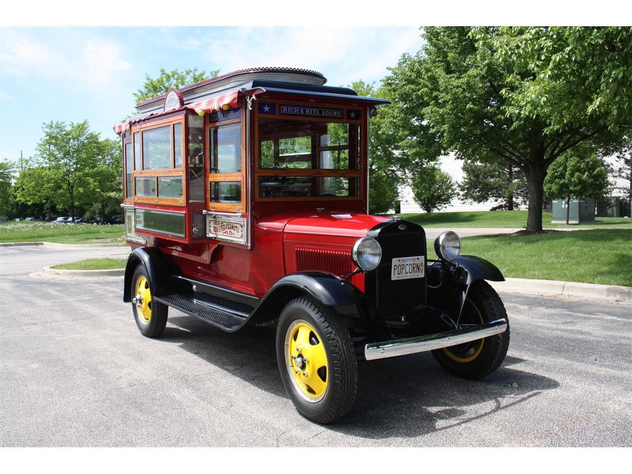 Large Picture of 1930 Ford Pickup Auction Vehicle Offered by Aumann Auctions - OD5B