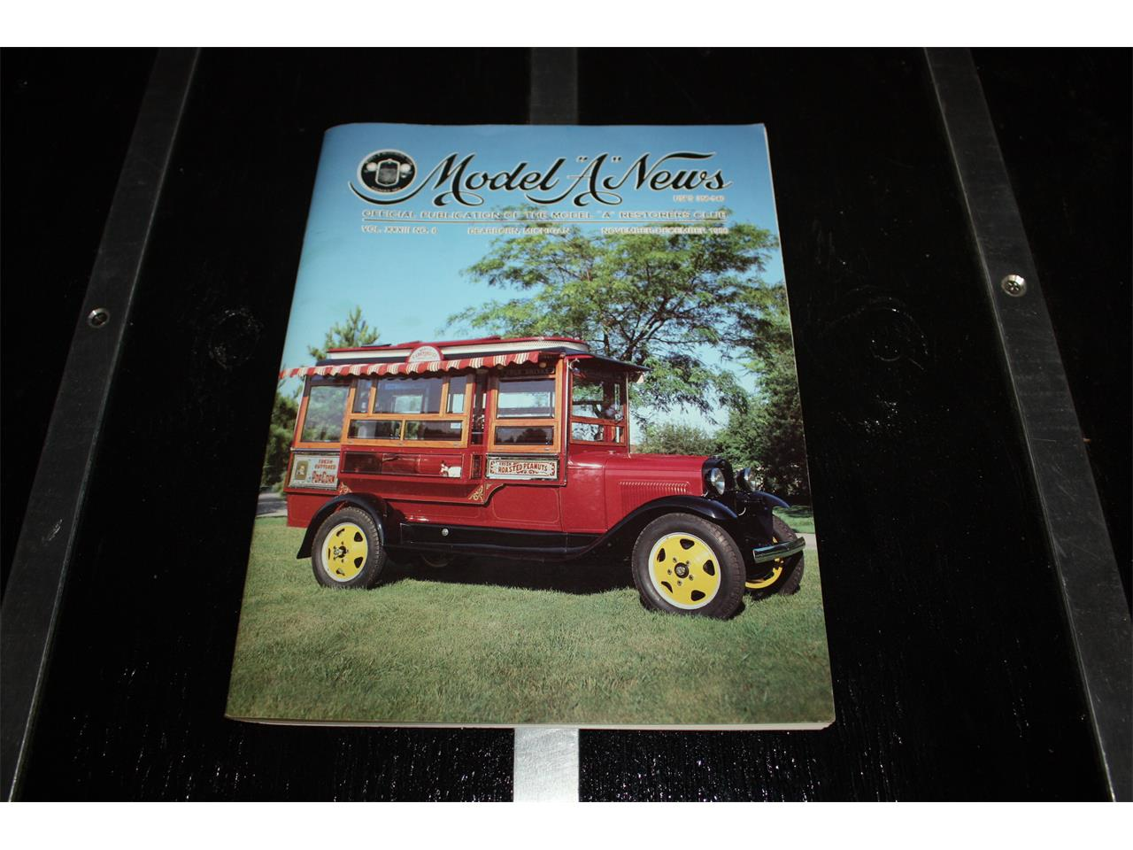 Large Picture of Classic '30 Pickup located in Woodstock Illinois Auction Vehicle - OD5B
