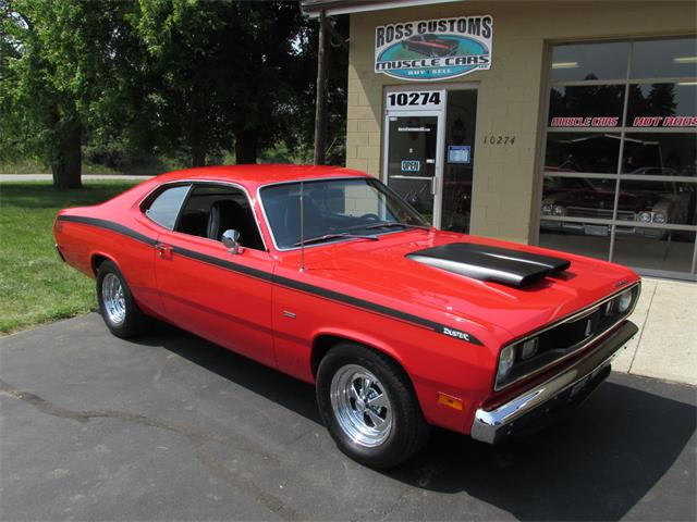 Picture of '70 Duster - OD5R