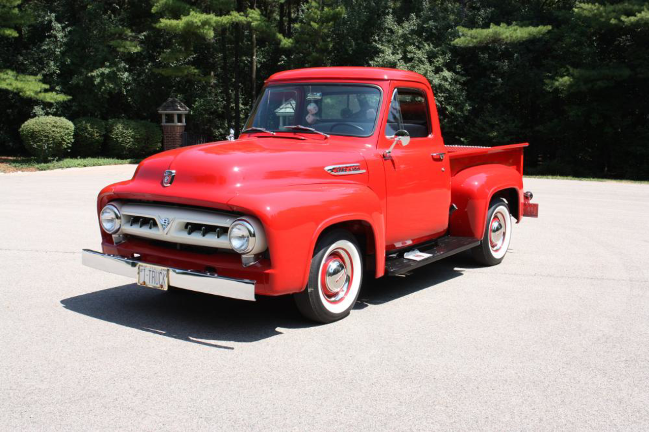 Large Picture of '53 F100 Auction Vehicle - OD67