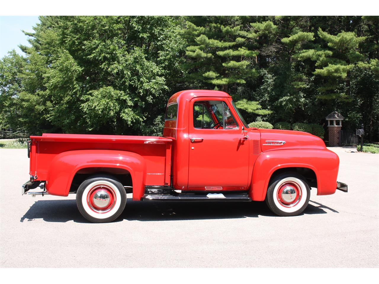 Large Picture of 1953 Ford F100 - OD67
