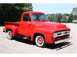 Picture of '53 F100 located in Woodstock Illinois Auction Vehicle - OD67