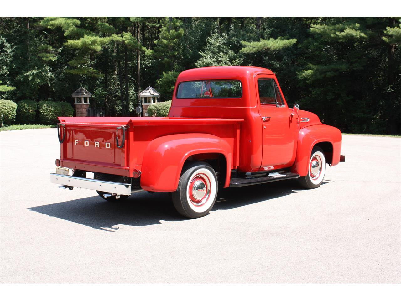 Large Picture of '53 Ford F100 Offered by Aumann Auctions - OD67