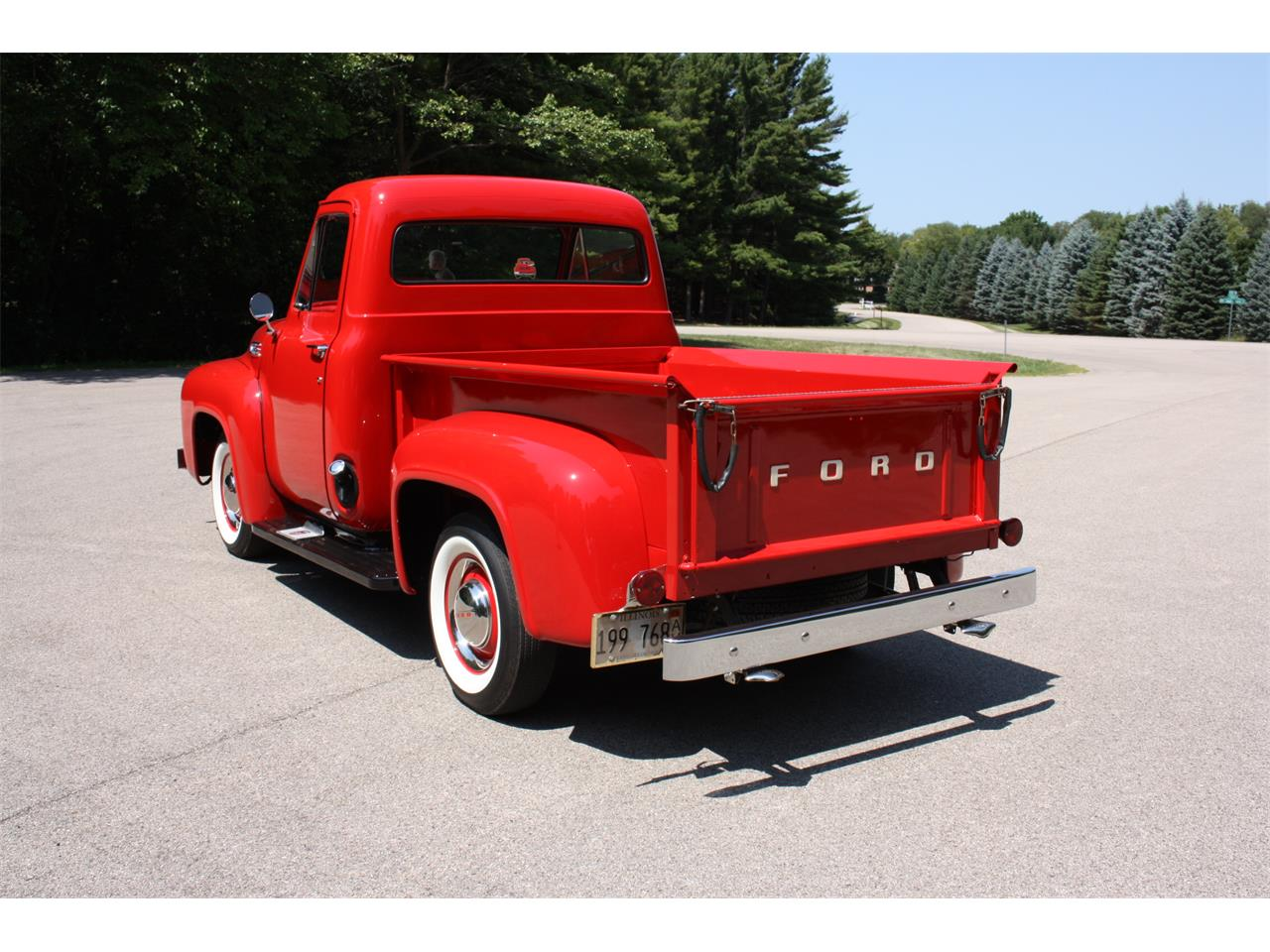 Large Picture of 1953 Ford F100 located in Woodstock Illinois Auction Vehicle - OD67