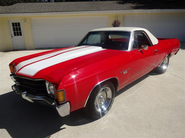 Picture of '72 El Camino SS - OD68
