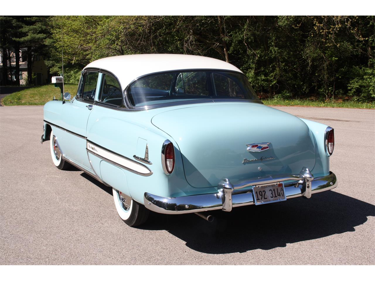 Large Picture of '54 Bel Air - OD6A