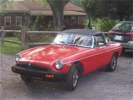 Picture of '79 MGB - OD6E