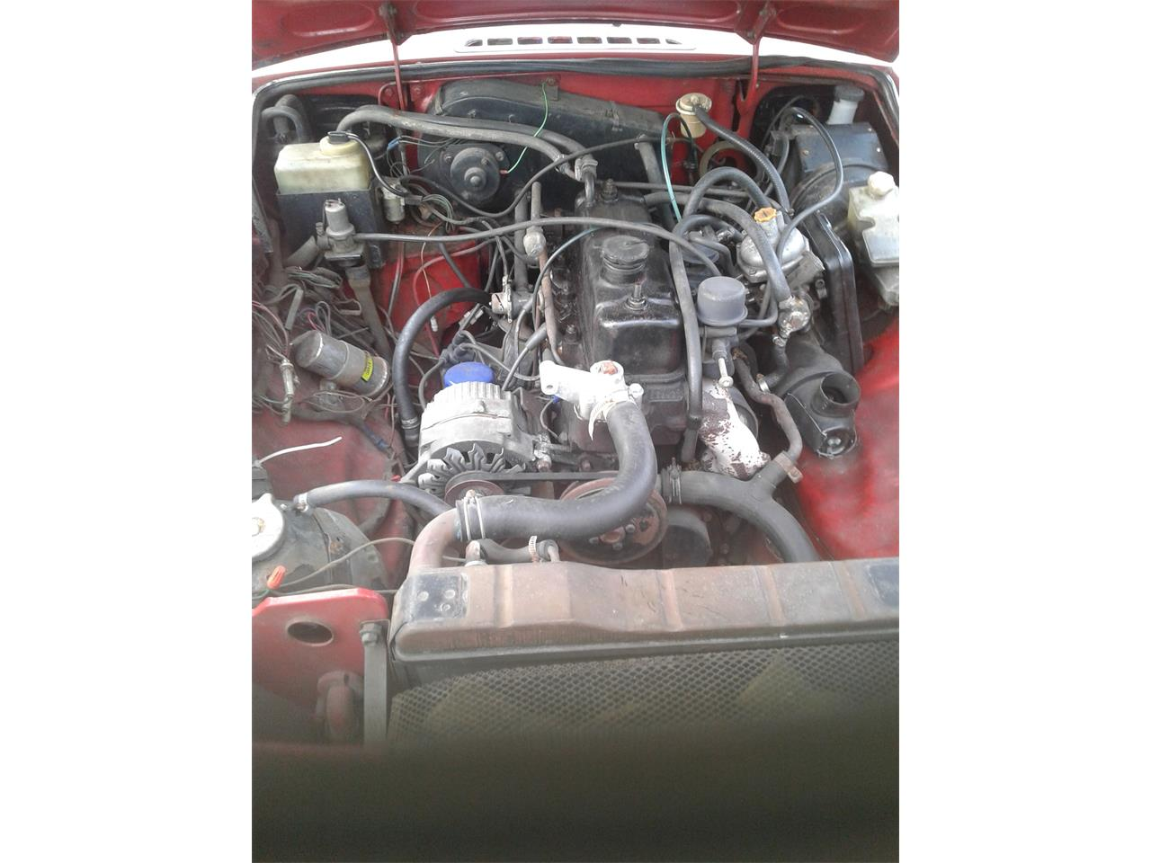 Large Picture of '79 MGB - OD6E