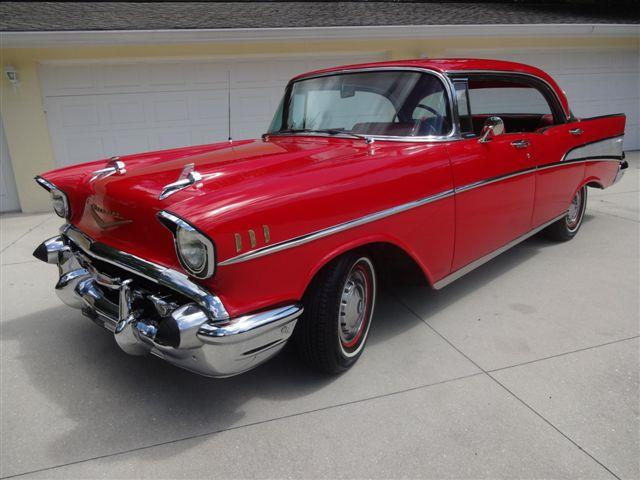 Picture of '57 Bel Air - OD6F
