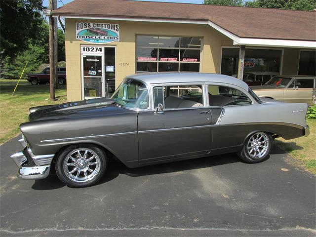 Picture of Classic '56 Bel Air located in Michigan - $44,900.00 - O8FV