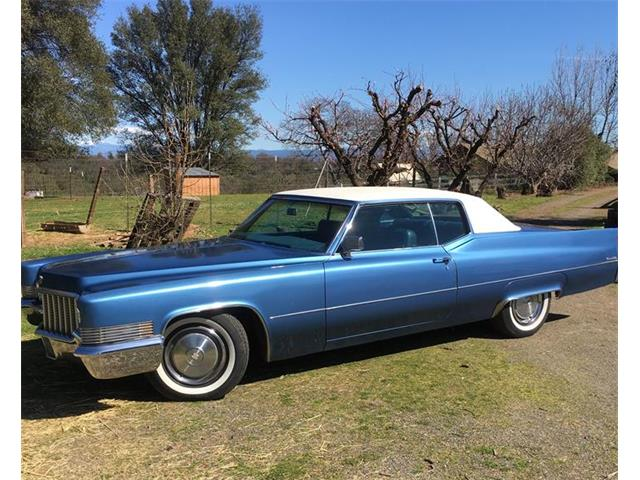 Picture of Classic '73 Coupe DeVille located in California Offered by a Private Seller - OD73