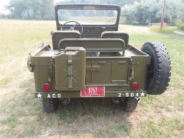 Picture of Classic '51 Willys Jeep located in Great Falls Montana - $16,500.00 - O8FX