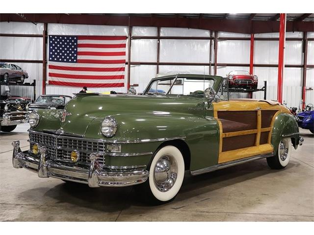 Picture of Classic '48 Chrysler Town & Country - $99,900.00 - OD7Z