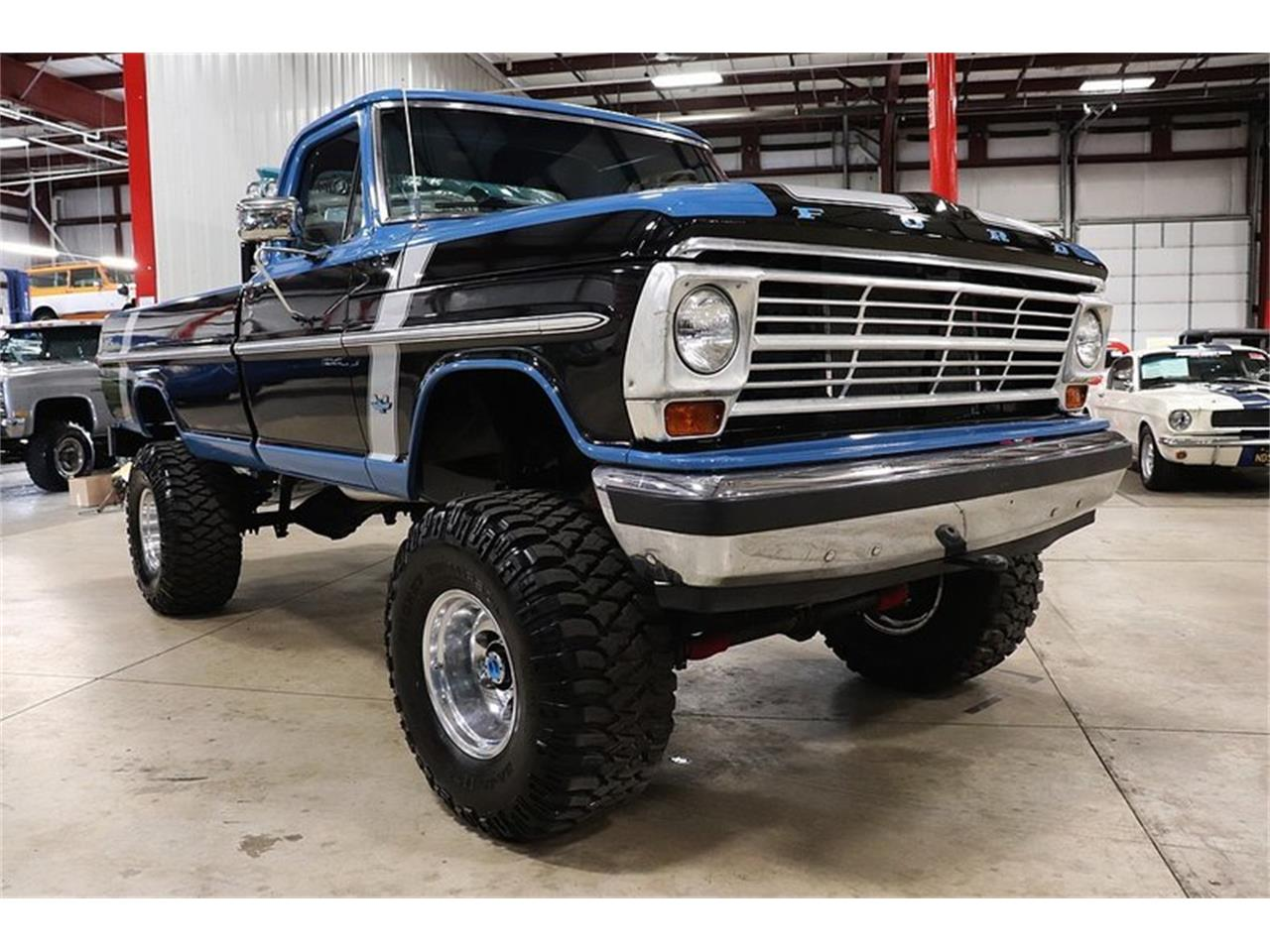 Large Picture of '70 F100 - OD8R