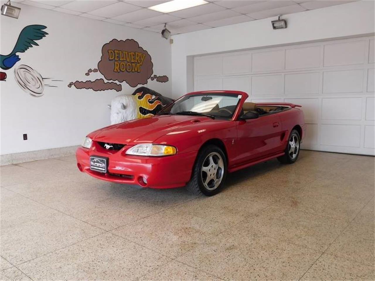 Large Picture of '94 Mustang - OD9A