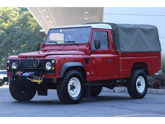 Picture of '91 Defender - OD9U