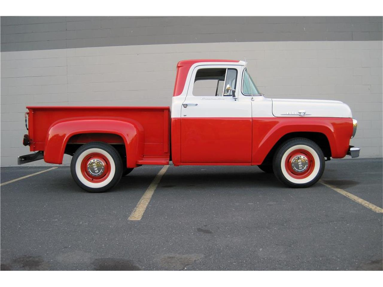 1959 Ford F100 For Sale Cc 1136976 1955 Master Cylinder Large Picture Of 59 Odao