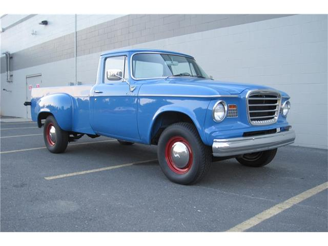 Picture of 1960 Champ Auction Vehicle - ODAQ
