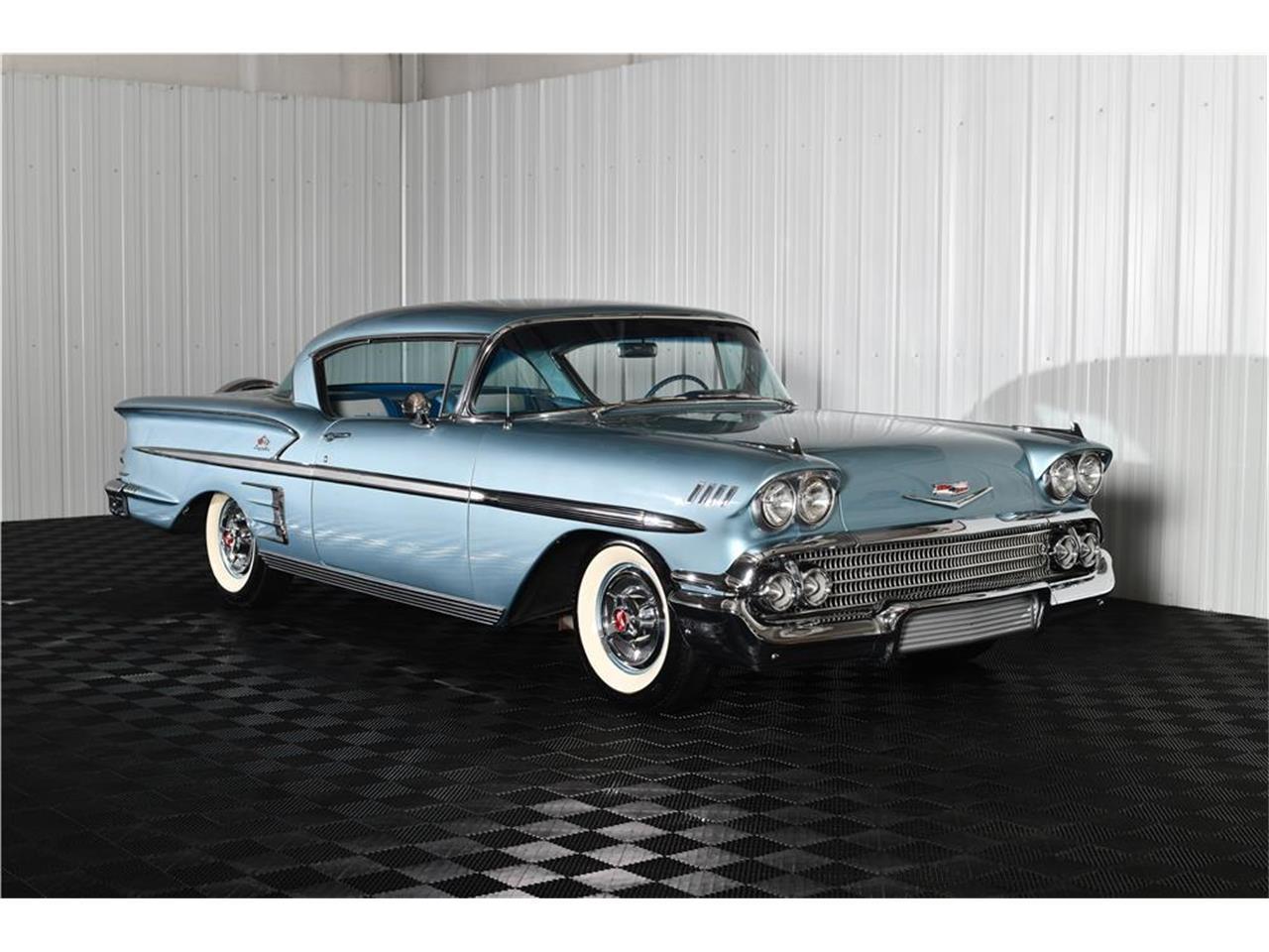 1958 chevrolet impala for sale cc 1136995. Black Bedroom Furniture Sets. Home Design Ideas