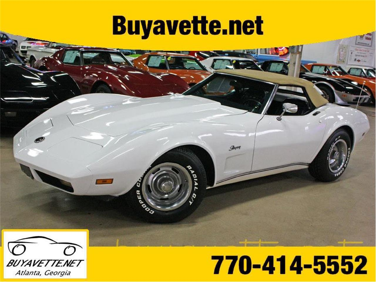 Large Picture of '74 Corvette - ODBG