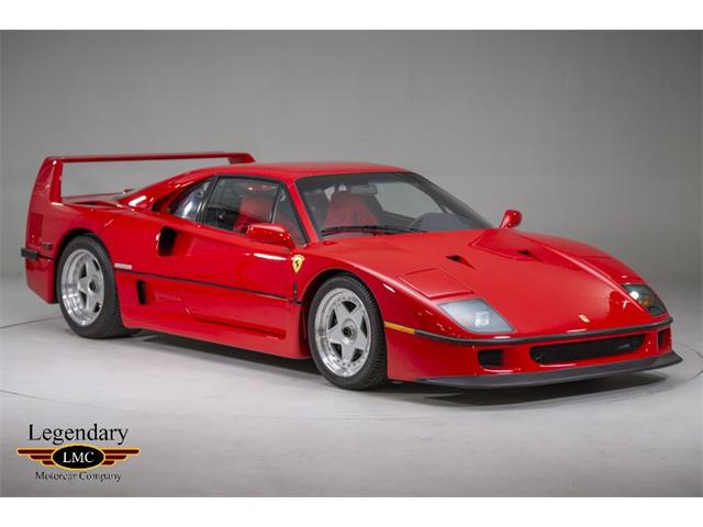 Picture of '92 F40 - ODBK