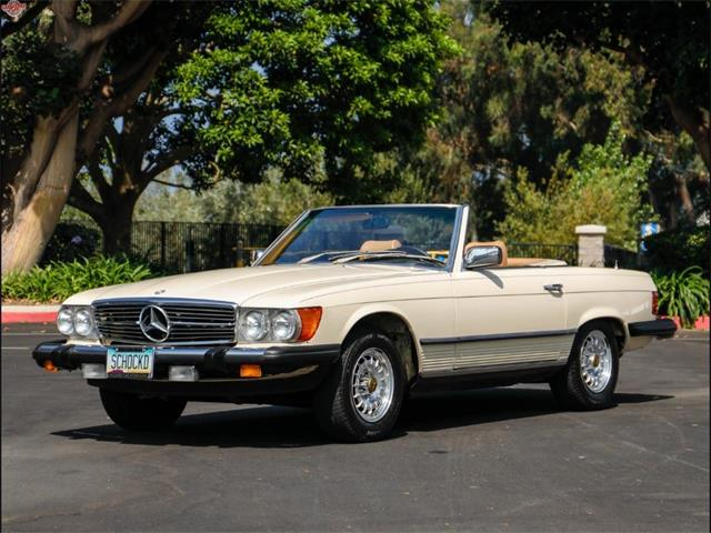 1980 mercedes benz 450sl for sale on. Black Bedroom Furniture Sets. Home Design Ideas