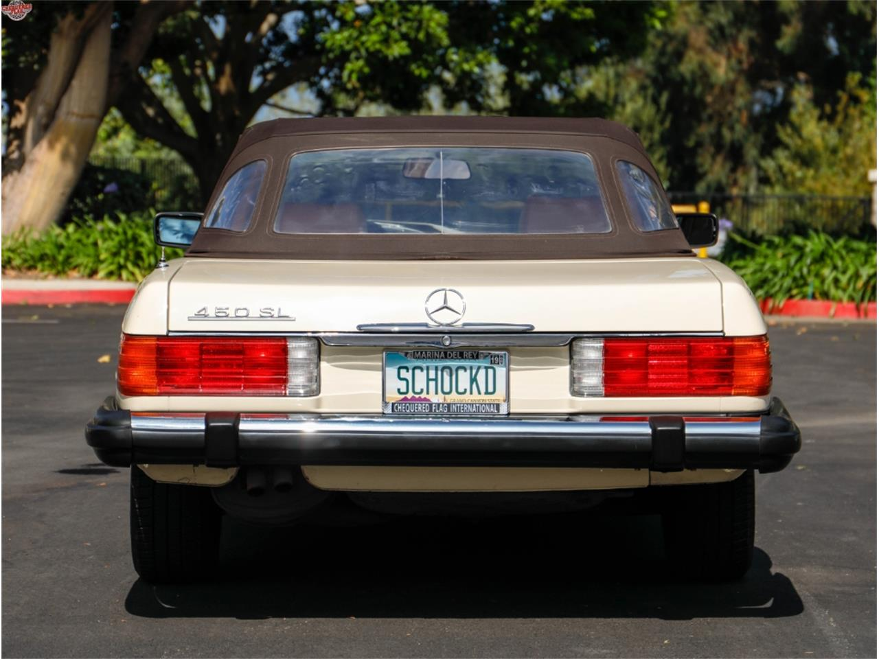 Large Picture of '80 450SL - ODBO