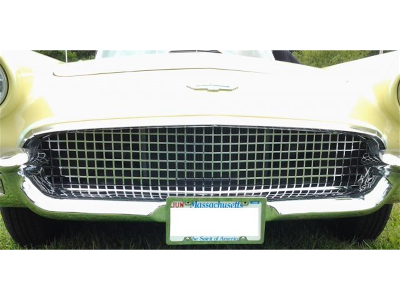 Large Picture of '57 Thunderbird - ODBW