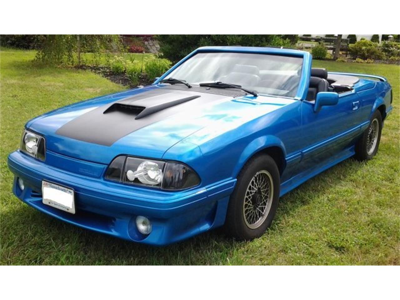 Large picture of 88 mustang odby