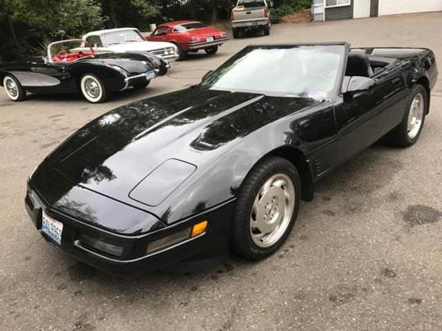 Picture of 1996 Chevrolet Corvette located in Washington Offered by  - ODC6