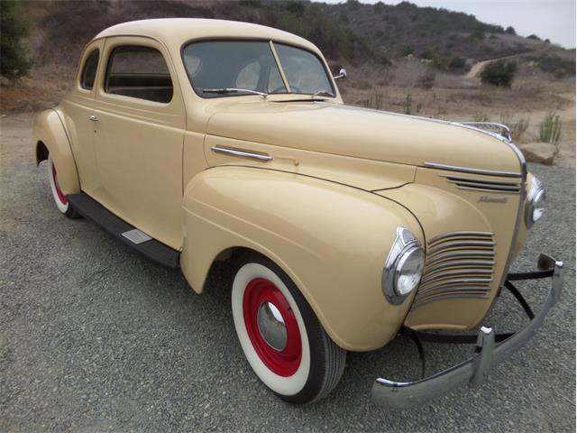 Picture of '40 Business Coupe - ODC9