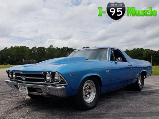 Picture of Classic '69 El Camino located in Hope Mills North Carolina - $29,995.00 Offered by  - ODCB