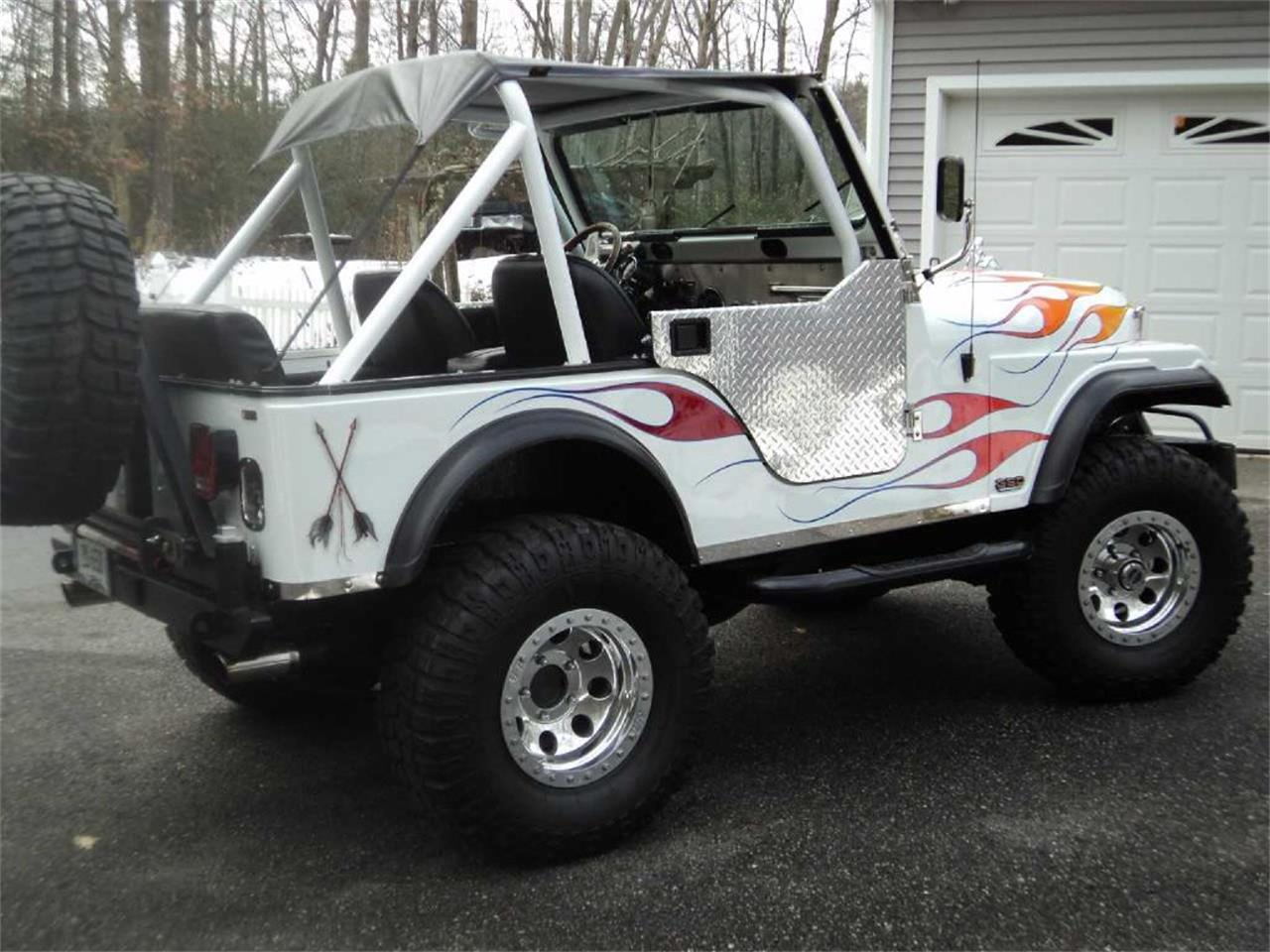 Large Picture of '79 CJ5 - ODCP