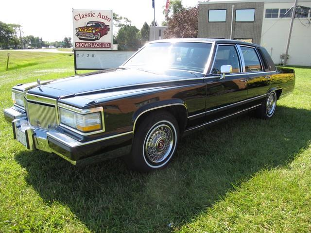 Picture of '92 Cadillac Brougham Offered by  - ODD0